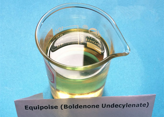 China Muscle Growth Drostanolone Steroid Boldenone Undecylenate Oil / EQ CAS 13103-34-9 supplier