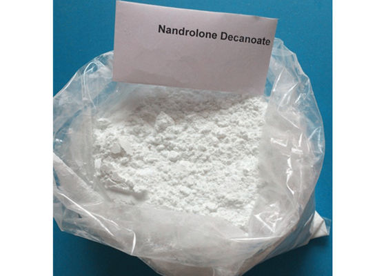 China Strong Anabolic Steroid Nandrolone Decanoate Powder 99.3% USP33 DECA Powder CAS 360-70-3 supplier