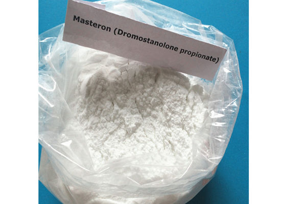 China Effective Increasing Strength Drostanolone Steroid Drostanolone Propionate Masteron Powder supplier