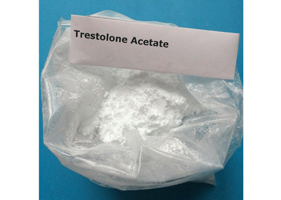 China Muscle Gain Steroid Trestolone Acetate Ment Raw Powder With Quick Effects CAS 6157-87-5 supplier