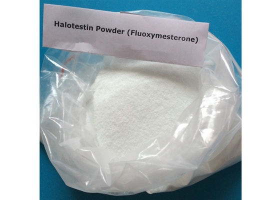 China 99.1% Strongest Anabolic Steroid Testosterone Raw Powder Fluoxymesterone Halotestin supplier