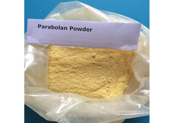 China Parabolan Trenbolone Acetate Powder , Trenbolone Hexahydrobenzylcarbonate Acetate Steroid supplier