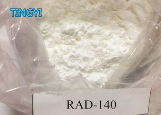 China Sarms RAD 140 CAS: 118237-47-0 Raw Powder For Increasing Muscle Endurance supplier