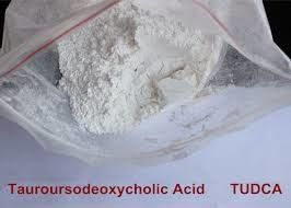 China Tauroursodeoxycholic Acid / TUDCA Pharma Raw Material Ant i- Aging And Weight Loss supplier