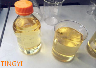 China Yellow Liquid Injectable Anabolic Steroids Masteron Enanthate For Muscle Strength supplier