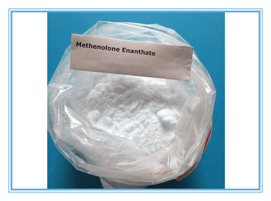 China Methenolone Enanthate 303-42-4 Body Building USP Standard 99% Purity supplier