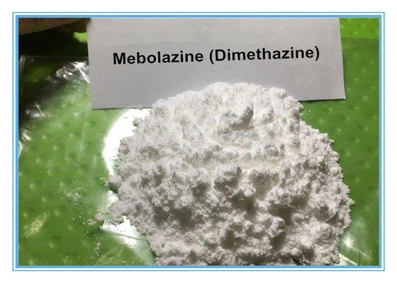 China 3625-07-8 Mebolazine Muscle Gaining 99% Purity USP Standard Quick Effect supplier