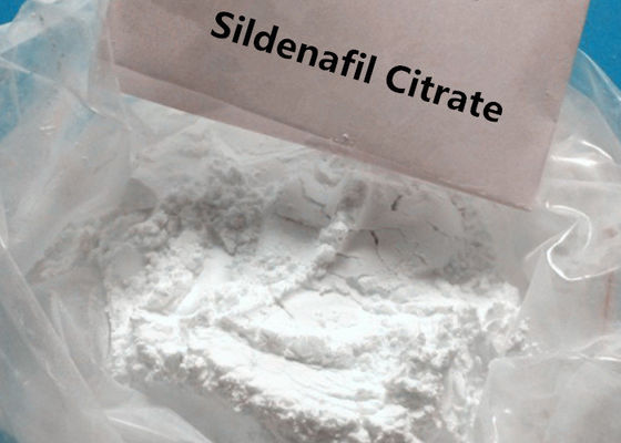 China Sildenafil Citrate 171599-83-0 Male Enhancement Powder 99% Purity USP Standard supplier