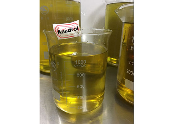 China Anadrol Oxymetholone 50mg/Ml Legal Anabolic Steroids 434-07-1 Yellow Color supplier