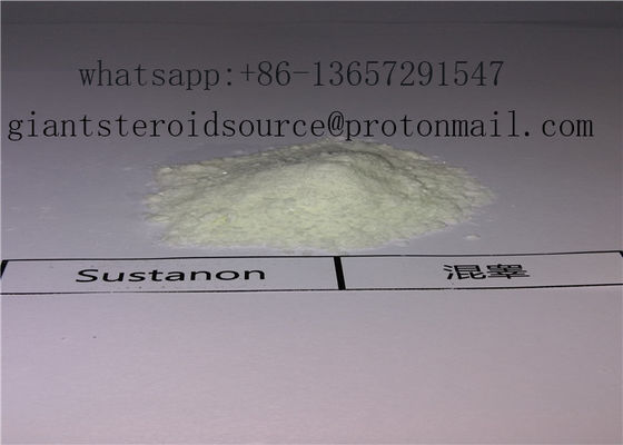 China Most Famous Sustanon 250 Testosterone Raw Powder High Purity Strong Effect supplier