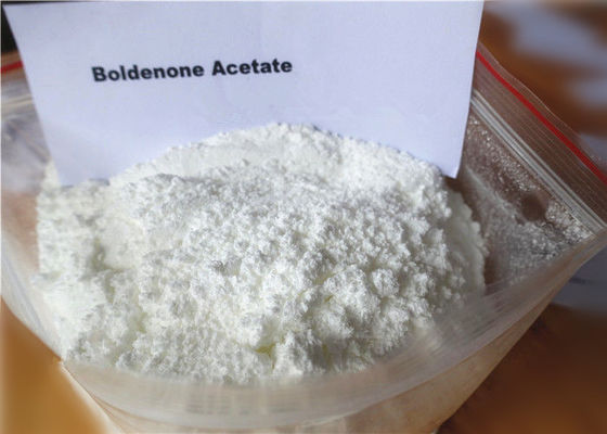 China Muscle Growth Drostanolone Steroid , Boldenone Acetate / Propionate Powder CAS 2363-59-9 factory