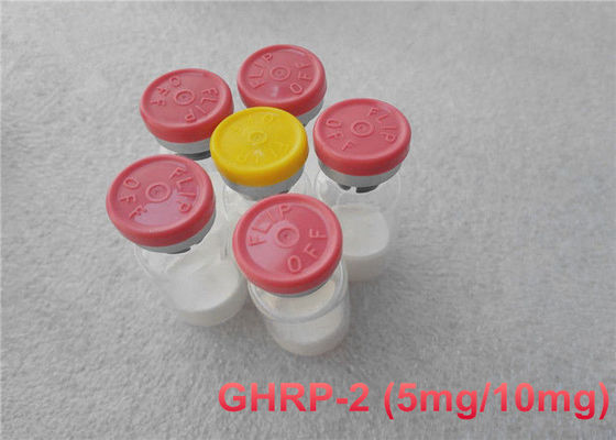 High Purity Muscle Building Peptides GHRP - 2 , Injectable Peptides Bodybuilding CAS 158861-67-7