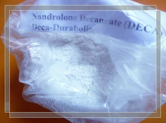 China Weight Loss Steroids Nandrolone Decanoate CAS 360-70-3 White Crystaline Powders factory