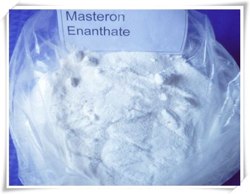 China 99% Building White crystalline powder Anabolic Steroids Drostanolone Enanthate CAS 472-61-145 factory