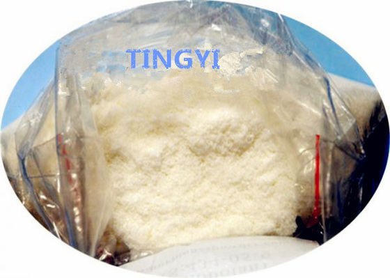China Vandetanib CAS: 443913-73-3 Pharmaceutical Industry Raw Materials Anti - Cancer Cream Coloured Powder factory