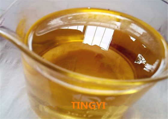 China Masteron Legal Injectable Steroids CAS 521-12-0 Dark Yellow Oil factory