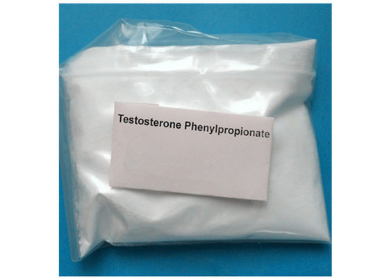 Testosterone Phenylpropionate 1255-49-8 Muscle Building Strong Effects Fitness