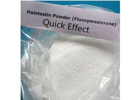 Fluoxymesterone Halotestin 76-43-7 Muscle Building Strong Effects 99% Assay