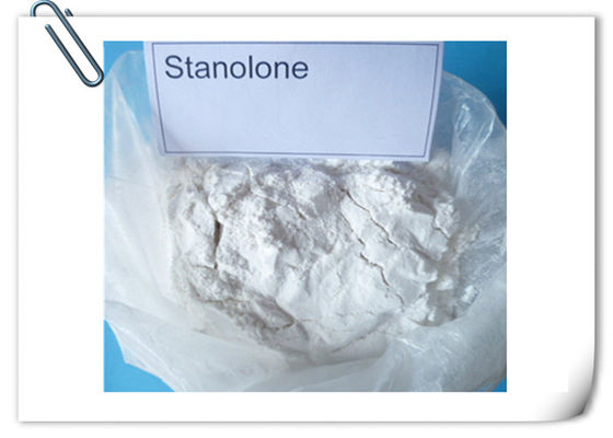 Stanolone 521-18-6 Muscle Building Strong Effects 99% Assay Anabolic Steroids