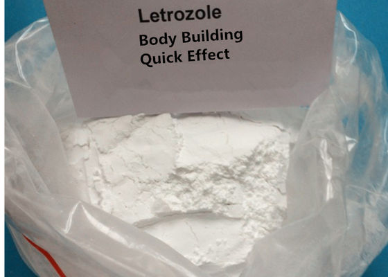 China Letrozole Femara 112809-51-5 Muscle Gaining USP Standard 99% Assay factory