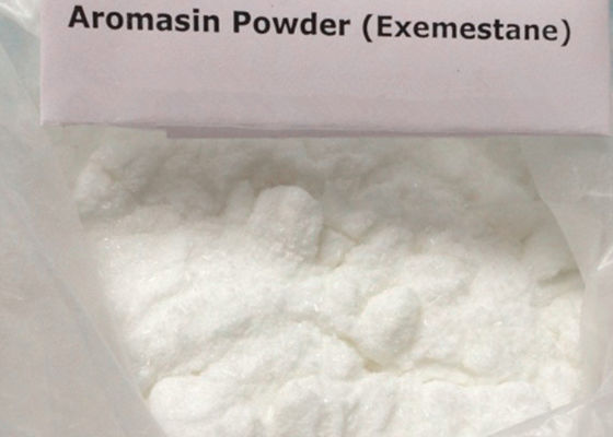 China Exemestane Aromasin 107868-30-4 Muscle Gaining USP Standard 99% Purity factory
