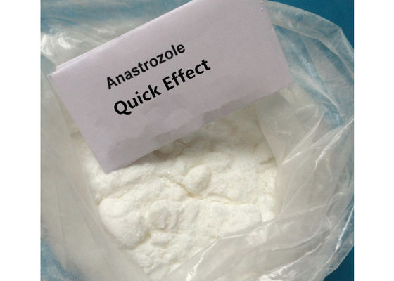 China Anastrozole Arimidex 120511-73-1 Muscle Gaining USP Standard 99% Purity factory