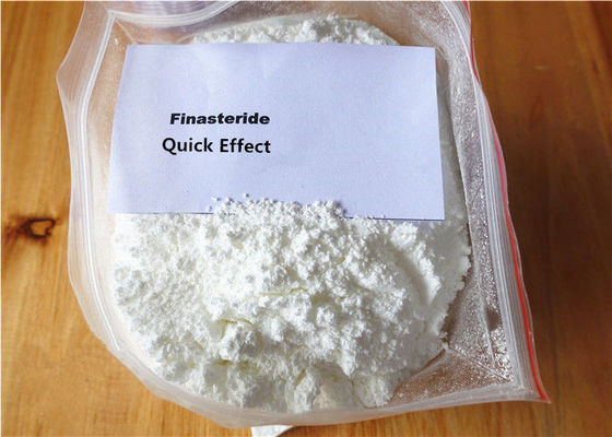 China Finasteride 98319-26-7 Muscle Gaining USP Standard 99% Purity Steroid Powder factory