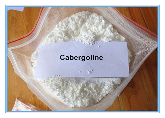China Cabergoline Caber 81409-90-7 Muscle Gaining 99% Purity Steroid Powder factory