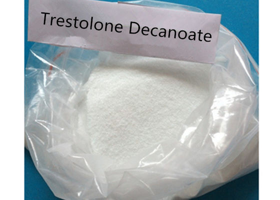 China Trestolone decanoate Muscle Building Strong Effects USP Standard 99% Assay factory